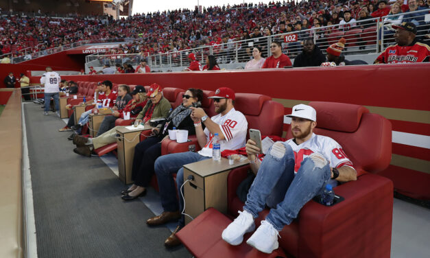 49ers Selling New Club With Field-Level Seats