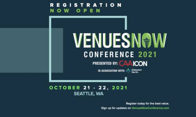 VenuesNow Conference in Seattle Oct. 21-22