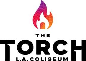 L.A. Coliseum, The Torch