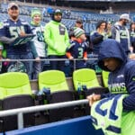Seahawks Remain in the 'Red Zone'