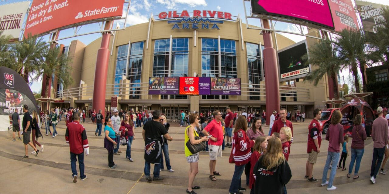 The Study That Made the Coyotes Expendable in Glendale