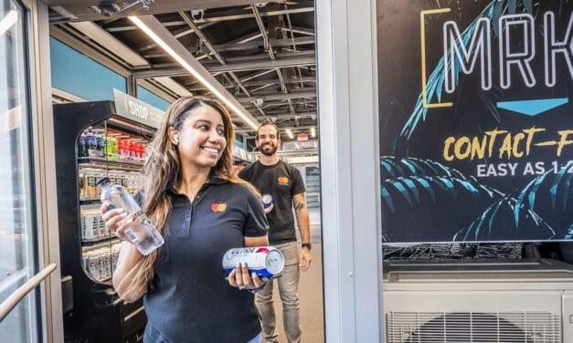 Delaware North Debuts Mastercard Shop Anywhere Store
