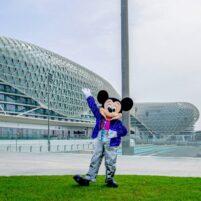 Feld Returns to International Touring in Abu Dhabi