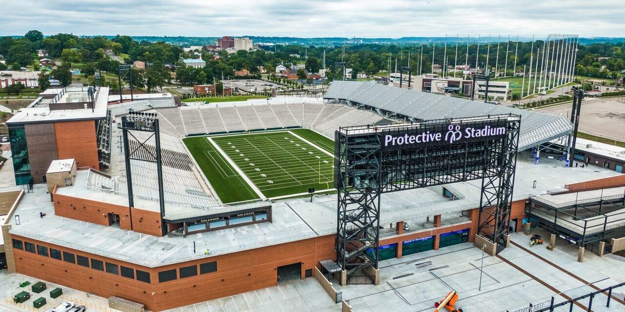 UAB Kicks Off at New Stadium Saturday
