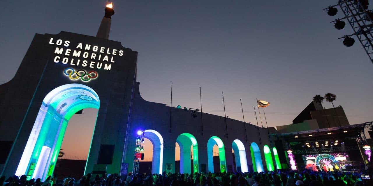 Burn Notice: ColiseumOpens Its New Venue