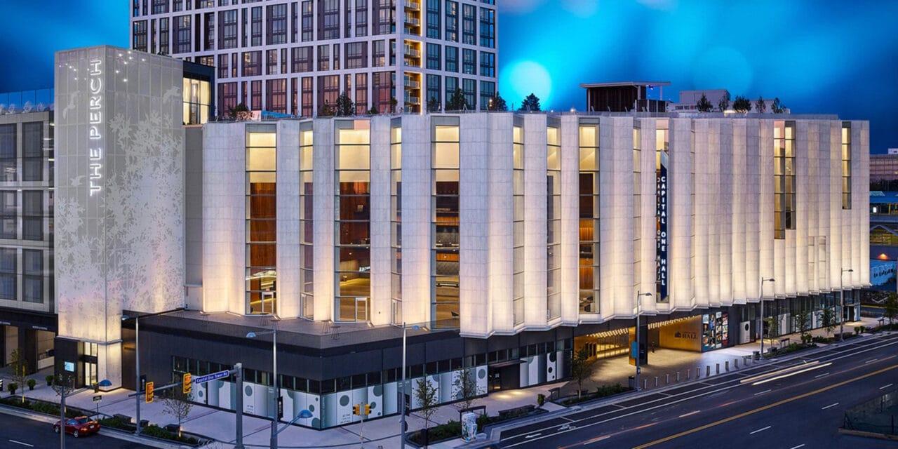 Groban Opens Capital One Hall in Suburban D.C.
