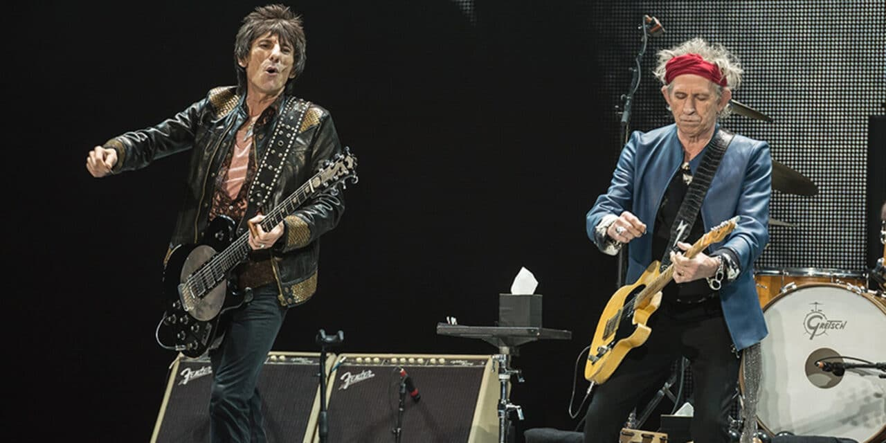 Stones' Return Continues Four Decades of Box-Office Glory