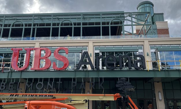 50 Days Out, UBS Arena Team Touts Accomplishments